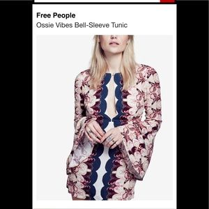 Free people tunic